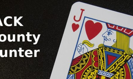 Jack The Bounty Hunter Card Trick