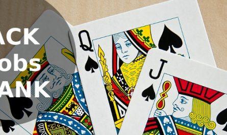 Jacks Rob A Bank Card Trick